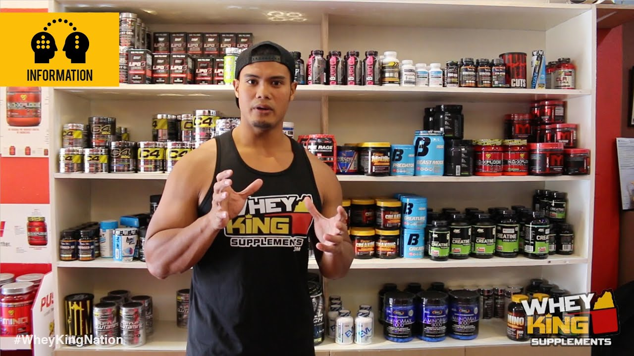How to Achieve that Summer Body | Supplementation! by Whey King Supplements Philippines
