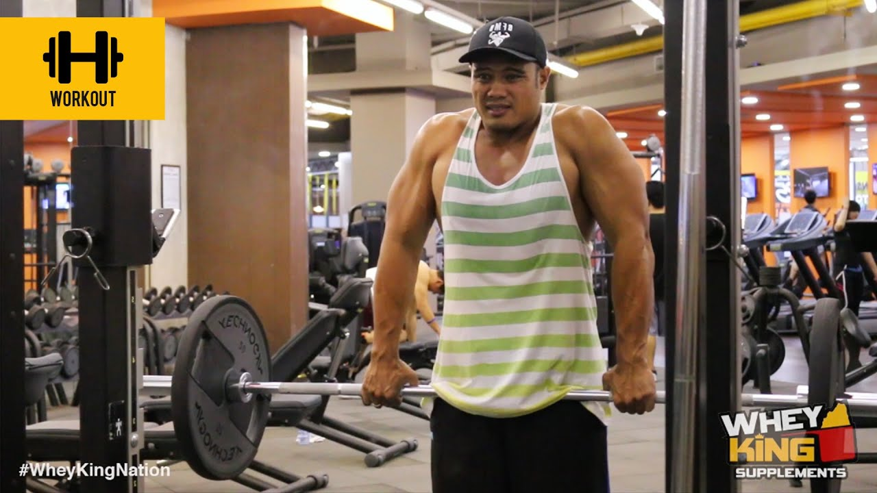 How to Perform a Barbell Shrug | Workout Guide