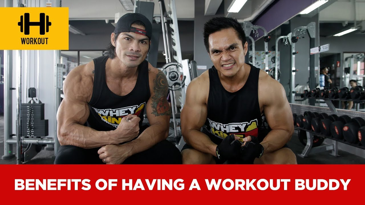 Importance of a Workout Partner | Whey King Supplements Philippines
