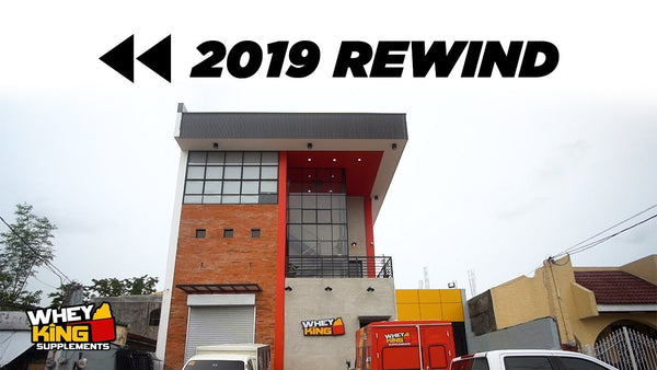 OUR BEST OF 2019! Whey king Supplements Rewind