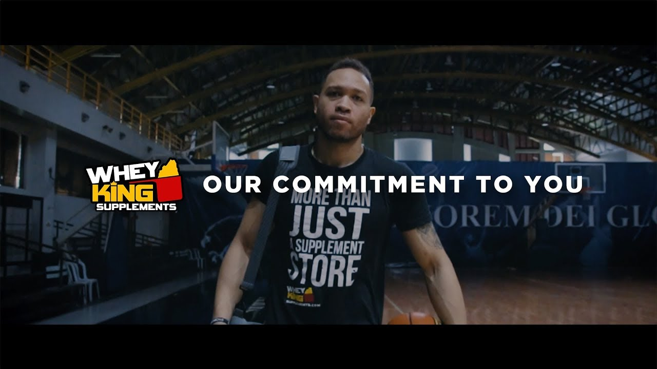 Our Commitment to you | Best Supplement Store in the Philippines
