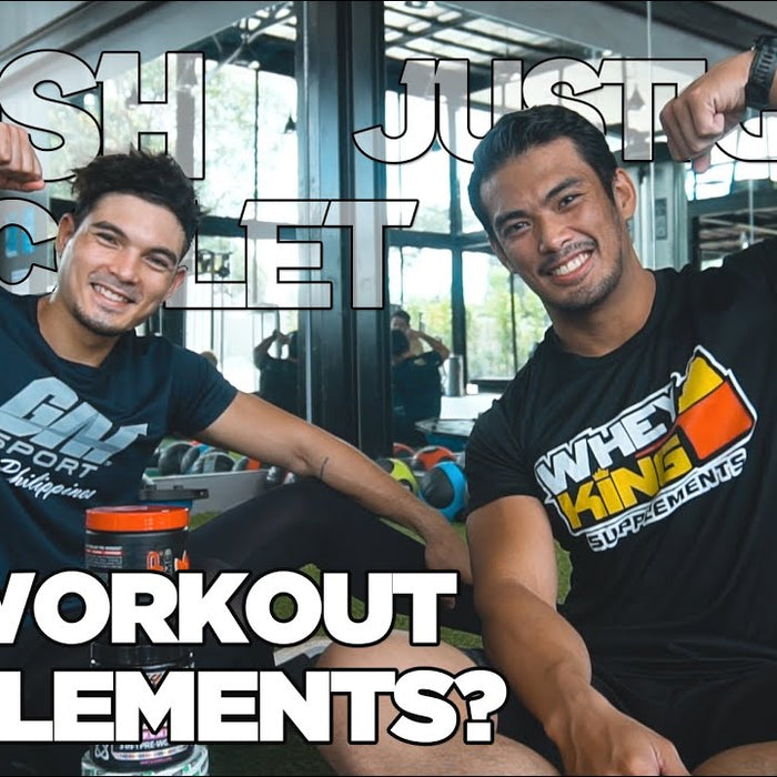 TIPS BAGO KA BUMILI NG PRE-WORKOUT SUPPLEMENTS! | KELANGAN MO BA? + BONUS SHOUTOUT AND SPECIAL GUEST