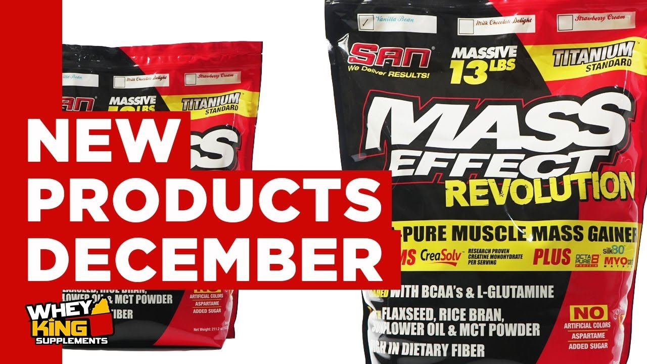 Product Review December 2018 - Whey King Supplements