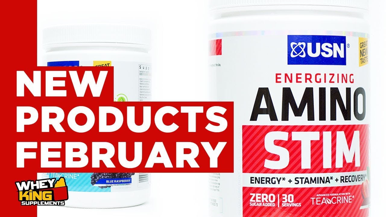 Product Review February 2019 - Whey King Supplements