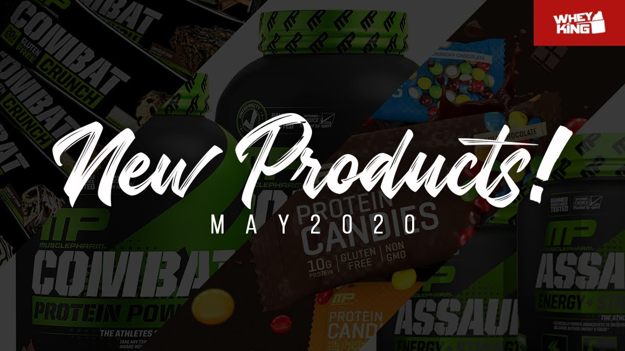 Product Review MAY 2020 - Whey King Supplements