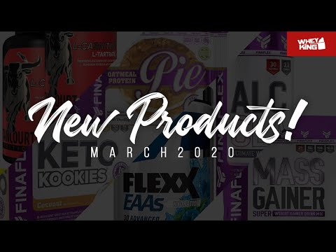 Product Review March 2020 - Whey King Supplements