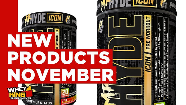 Product Review Novermber 2019 - Whey King Supplements