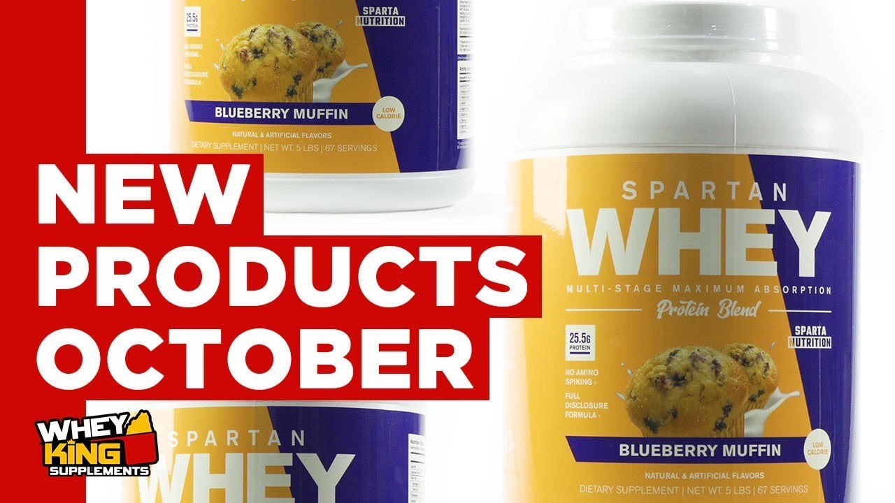Product Review October 2018 - Whey King Supplements