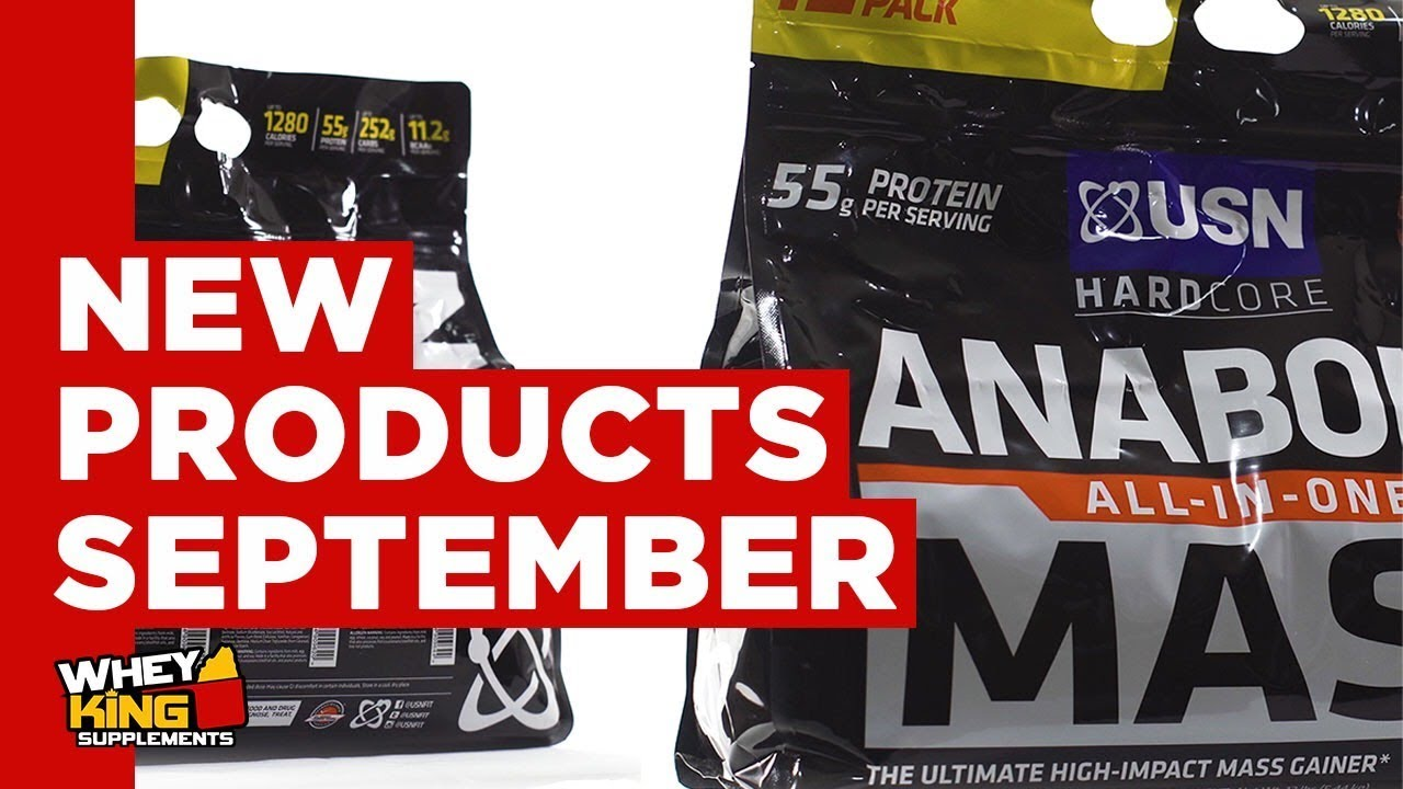 Product Review September 2018 - Whey King Supplements