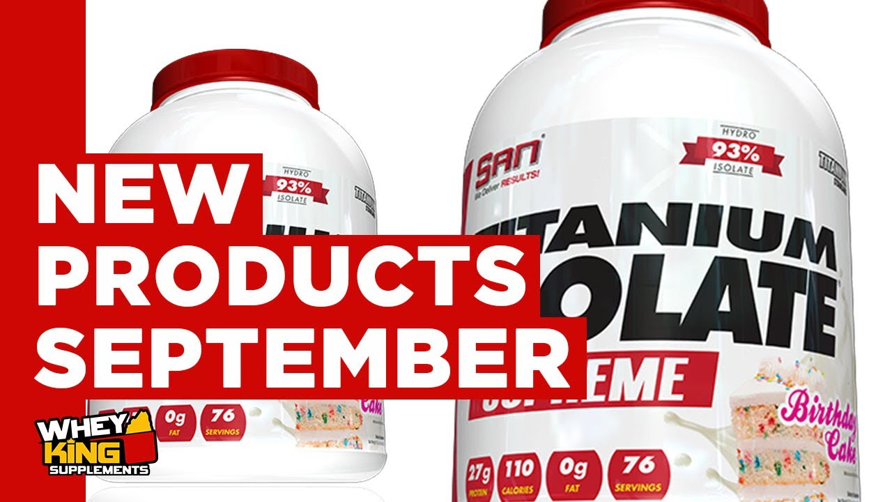 Product Review September 2019 - Whey King Supplements