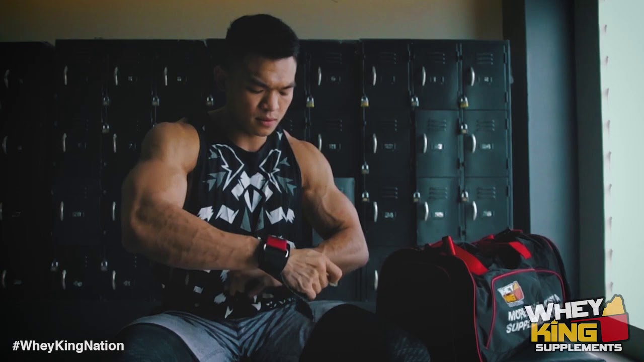 Prove Them Wrong! | Aris Grengia | Workout Motivation |Whey King Supplements Philippines