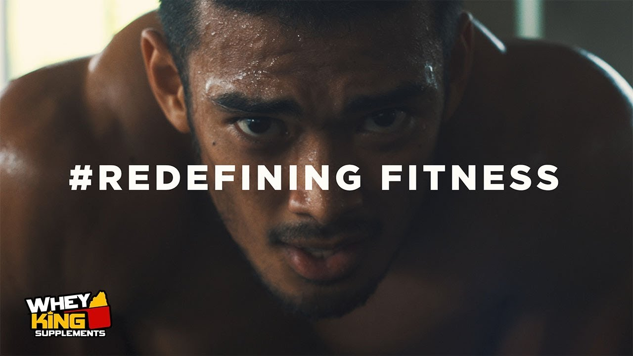 REDEFINING FITNESS | Whey King Supplements
