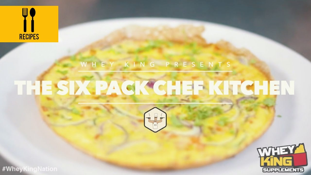 Simple Egg Frittata | The Six Pack Chef | Whey King Supplements Philippines