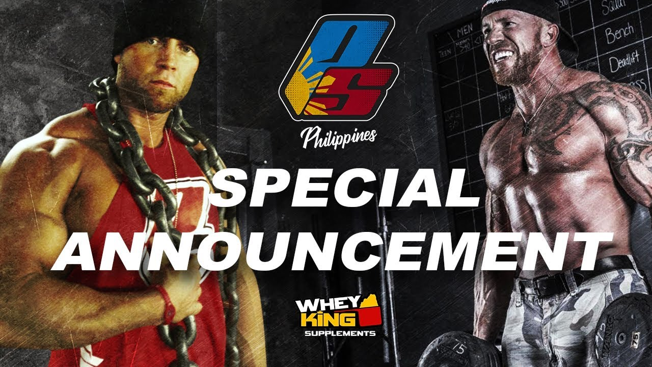 Special Announcement PROMO | FREE CREATINE and SHIRT | Prosupps Philippines!