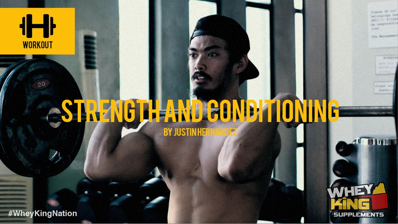 Strength and Conditioning Series | Justin Hernandez | Ep. 2 | Foundations of Strength