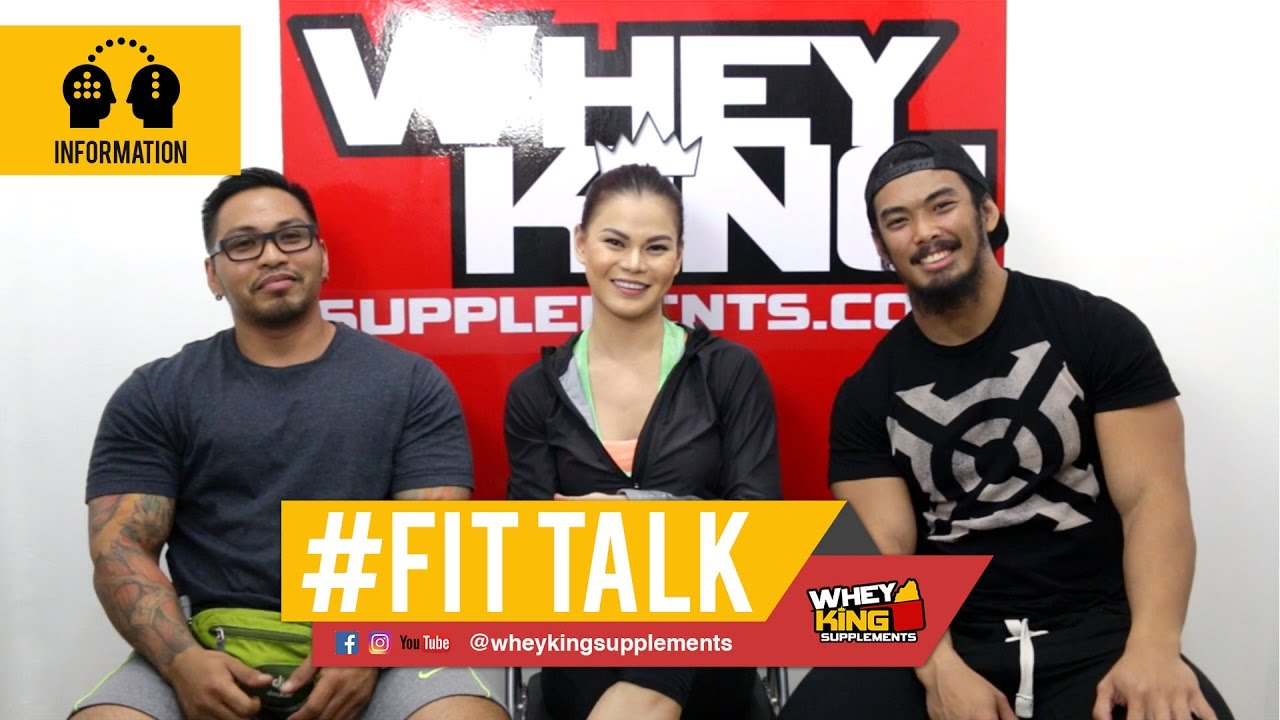 The FIT Talk | Tips & Tricks | Ep.1 | Whey King Supplements Philippines