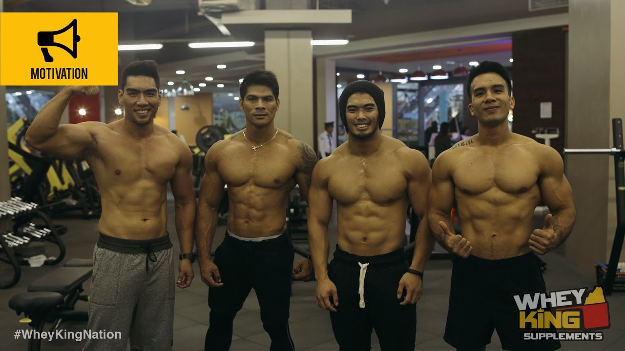 This is AESTHETICS | Workout Motivation | Whey King Supplements Philippines | Platinum Labs