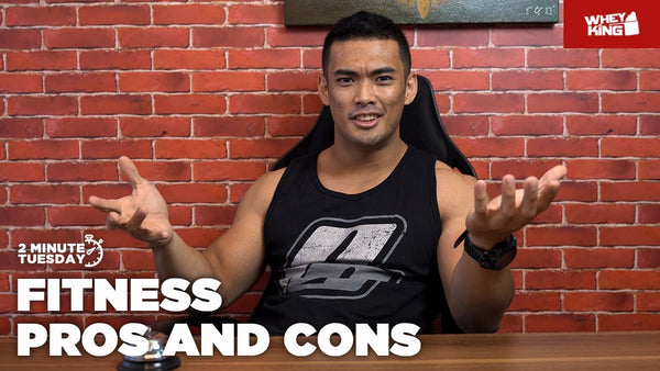 Two-Minute Tuesdays - Exploring the PROS and CONS of FITNESS!