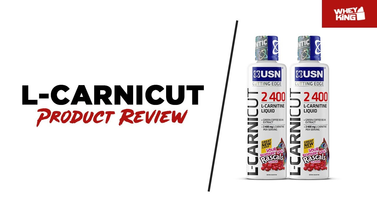 USN LcarniCUT Product Review | Whey King Sports