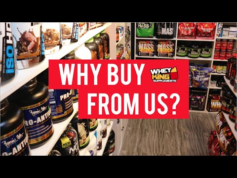 WHY BUY FROM US? | Whey King Supplements Philippines