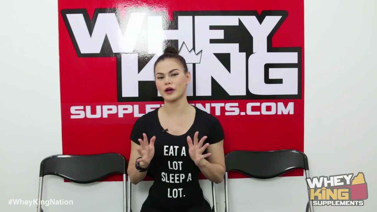 What do I Eat to stay Lean and Sexy | Sel Guevara | Whey King Supplements Philippines