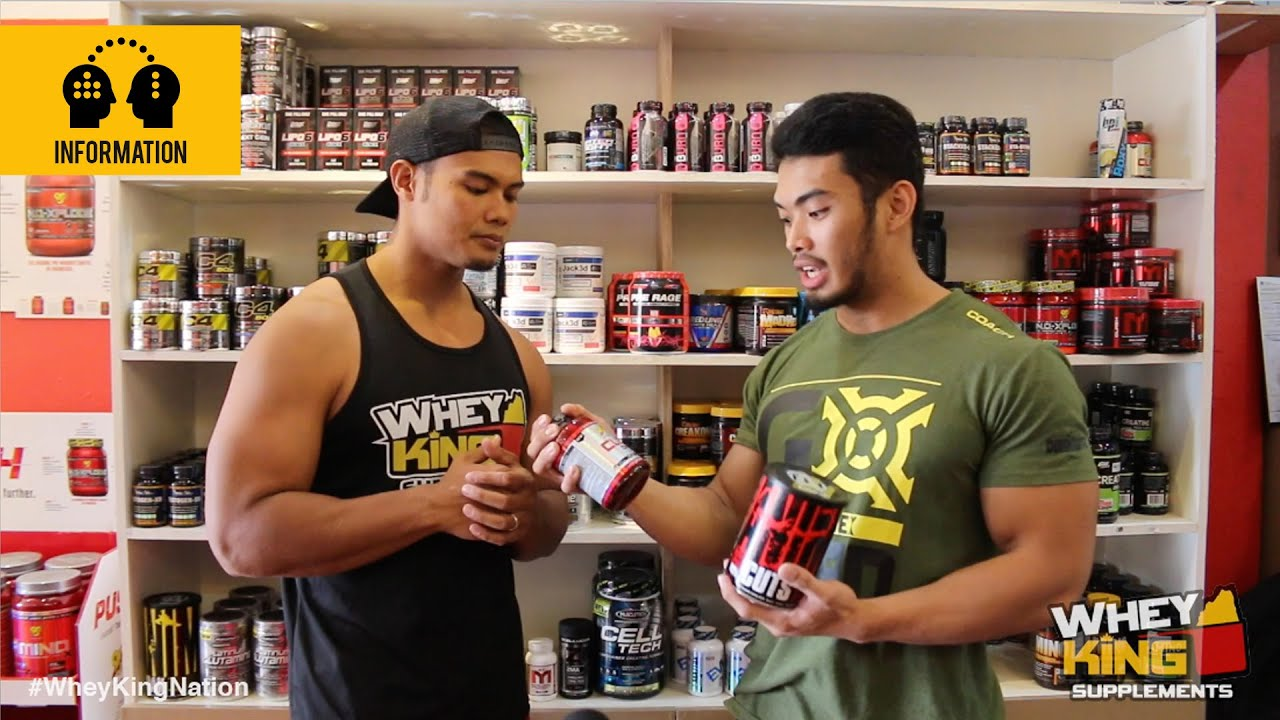 What is Fat Burner? By Whey King Supplements Philippines