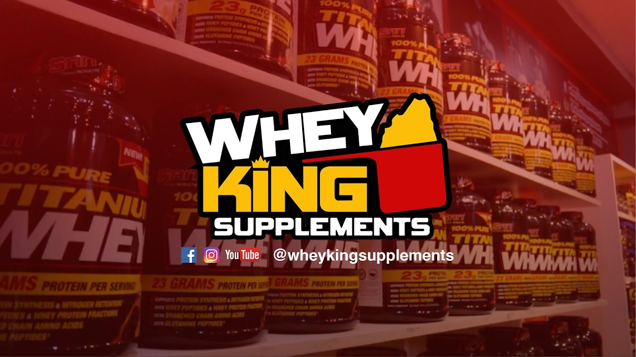 Whey King Supplements Bacoor Cavite | Vistamall Daang Hari | More than just a Supplement Stor