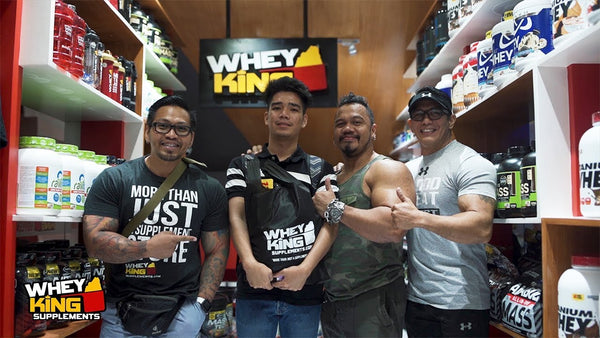 Whey King Supplements Fairview | Supplement Store Fairview