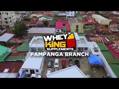 Whey King Supplements Philippines | Angeles Pampanga Branch