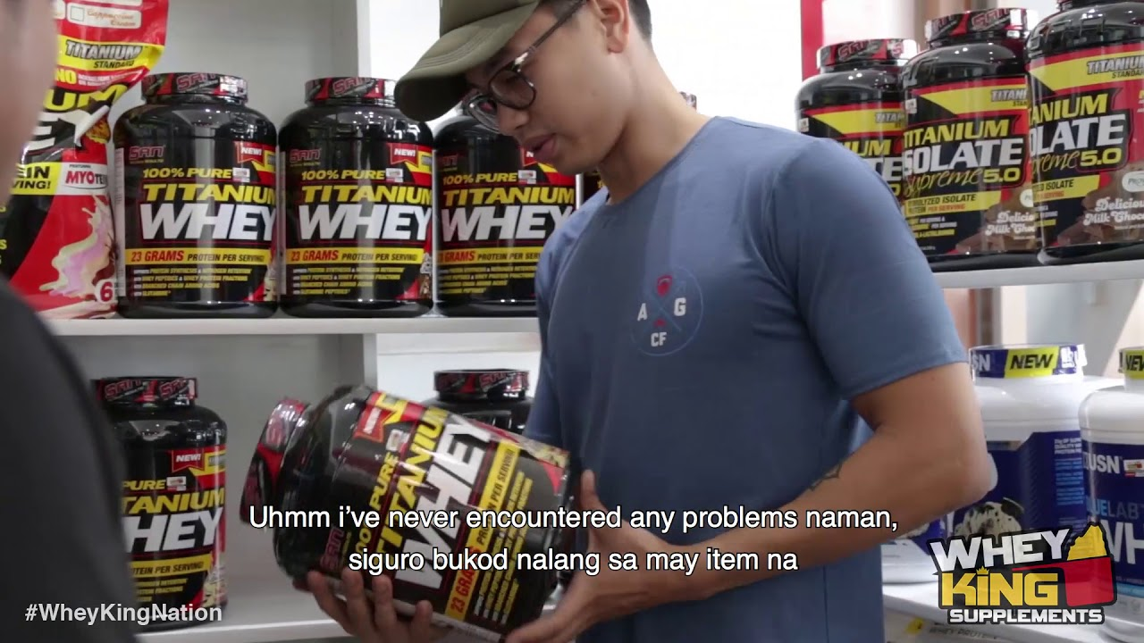 Why Customers choose Whey King | Part 2 | Shaw Blvd Branch