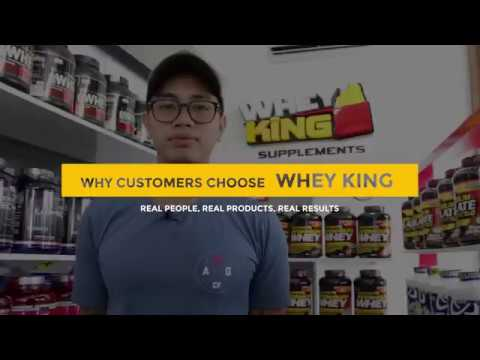 Why Customers choose Whey King | Part 3 | Makati Branch