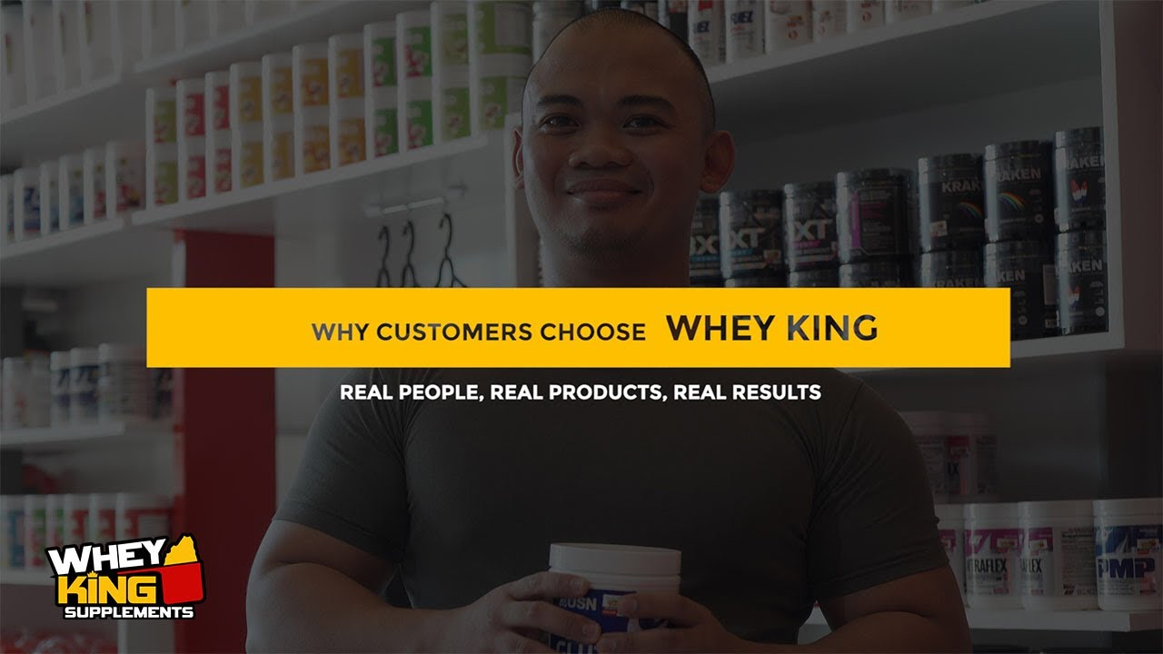 Why People Love Whey King ILOILO!