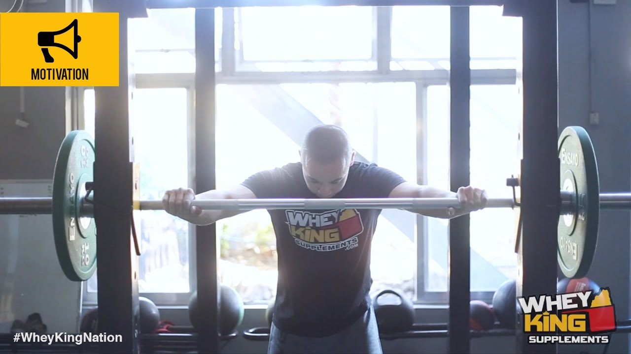 Why did you Start? | Workout Motivation | Whey King Supplements Philippines