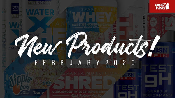LOVE MONTH New Products Video 2020 and GIVEAWAY!