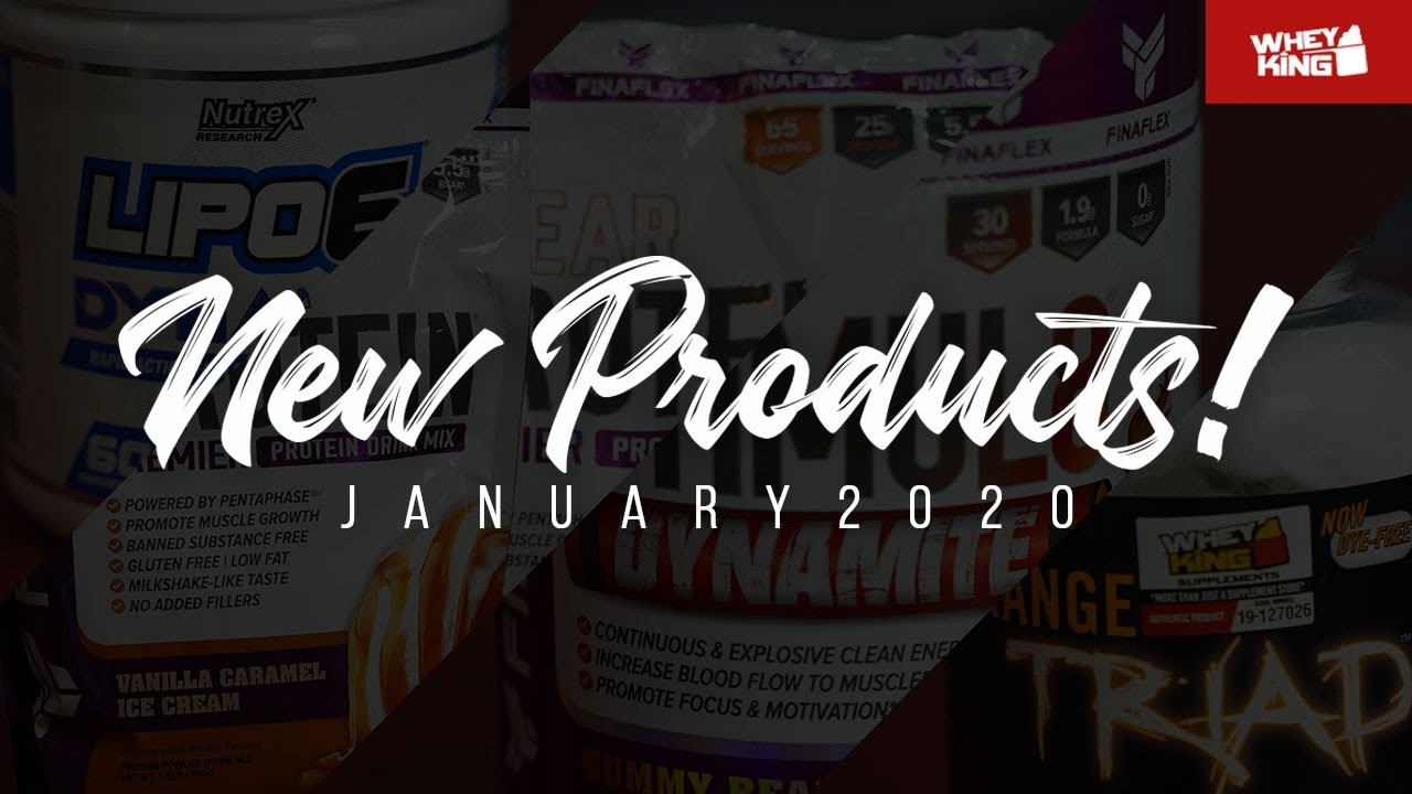 Whey King Supplements Product Review - January 2020