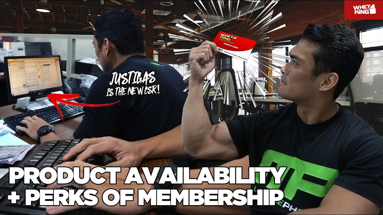 OUT OF STOCK ISSUES? + MEMBERSHIP BENEFITS! SPECIAL SHOUTOUT!