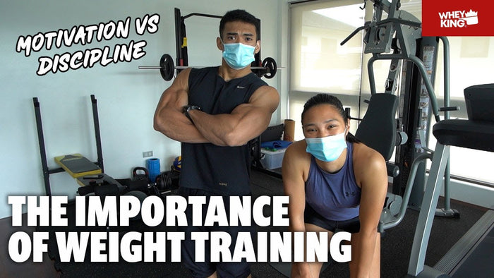 HOME GYM RAID WITH BEA DE LEON! | TRAINING ROUTINE REVEALED | DONT MISS THIS! | vlog#11