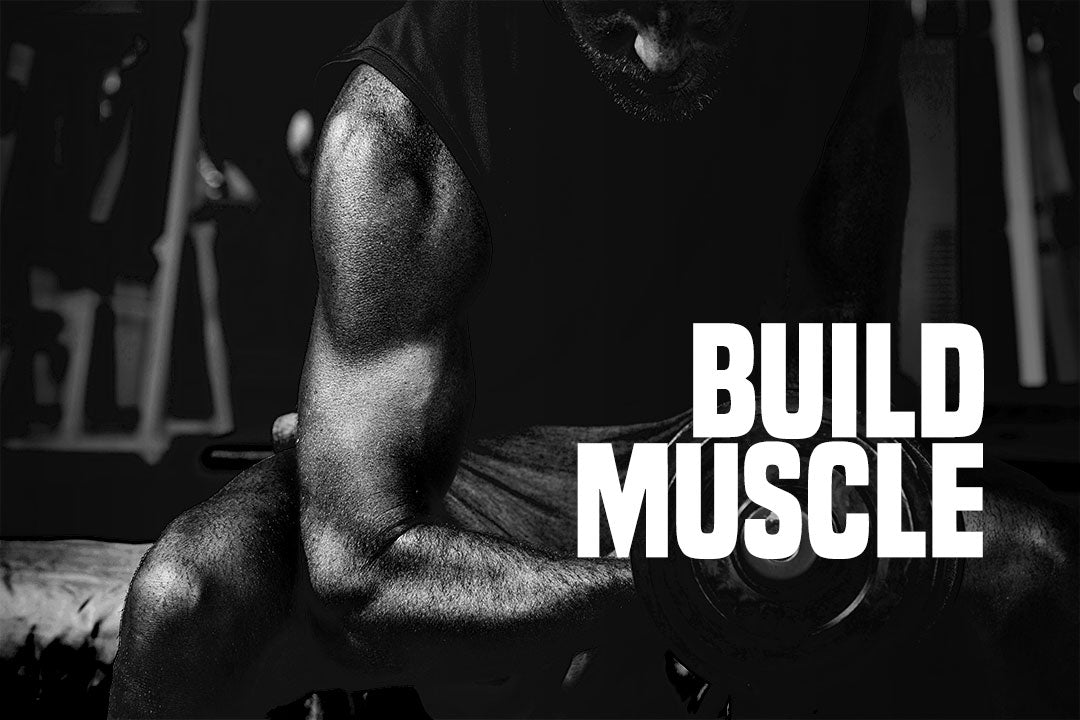 gym supplements philippines - build muscle