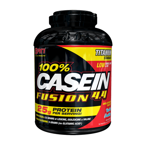Shop 4.4LBS SAN CASEIN FUSION Online | Whey King Supplements Philippines | Where To Buy 4.4LBS SAN CASEIN FUSION Online Philippines
