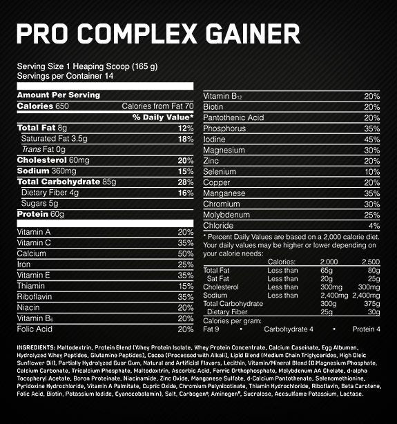 Shop 10LBS ON PRO COMPLEX GAINER Online | Whey King Supplements Philippines | Where To Buy 10LBS ON PRO COMPLEX GAINER Online Philippines