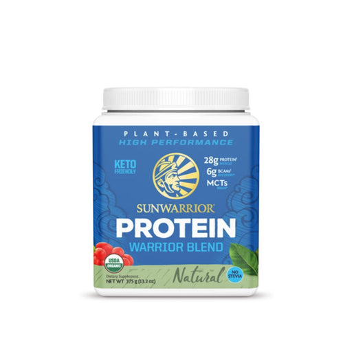 375G SUN WARRIOR  Organic Plant Based Blend Protein