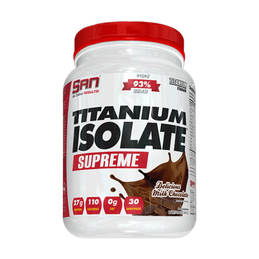 Shop 2LBS SAN TITANIUM ISOLATE Online | Whey King Supplements Philippines | Where To Buy 2LBS SAN TITANIUM ISOLATE Online Philippines