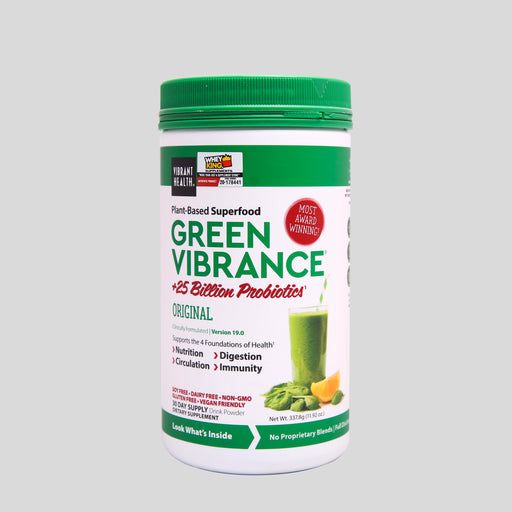 Shop 30SERV VIBRANT GREEN VIBRANCE - PLANT BASED SUPER FOOD Online | Whey King Supplements Philippines | Where To Buy 30SERV VIBRANT GREEN VIBRANCE - PLANT BASED SUPER FOOD Online Philippines