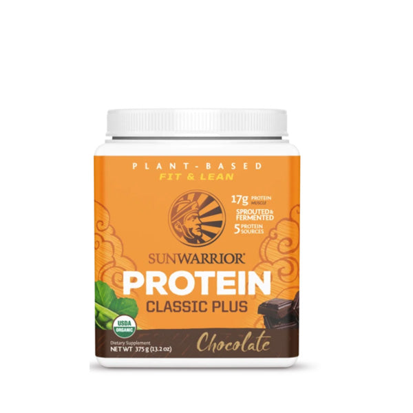 Shop 375G SUN WARRIOR Organic Plant  Based Classic Plus Online | Whey King Supplements Philippines | Where To Buy 375G SUN WARRIOR Organic Plant  Based Classic Plus Online Philippines