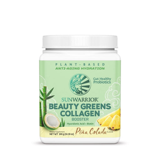 Shop 300G SUN WARRIOR Plant Based Beauty Greens Collagen Booster Online | Whey King Supplements Philippines | Where To Buy 300G SUN WARRIOR Plant Based Beauty Greens Collagen Booster Online Philippines