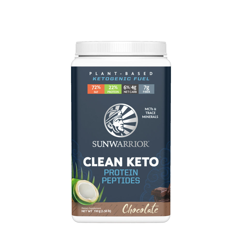 720G SUN WARRIOR Plant Based Clean Keto Protein Peptide