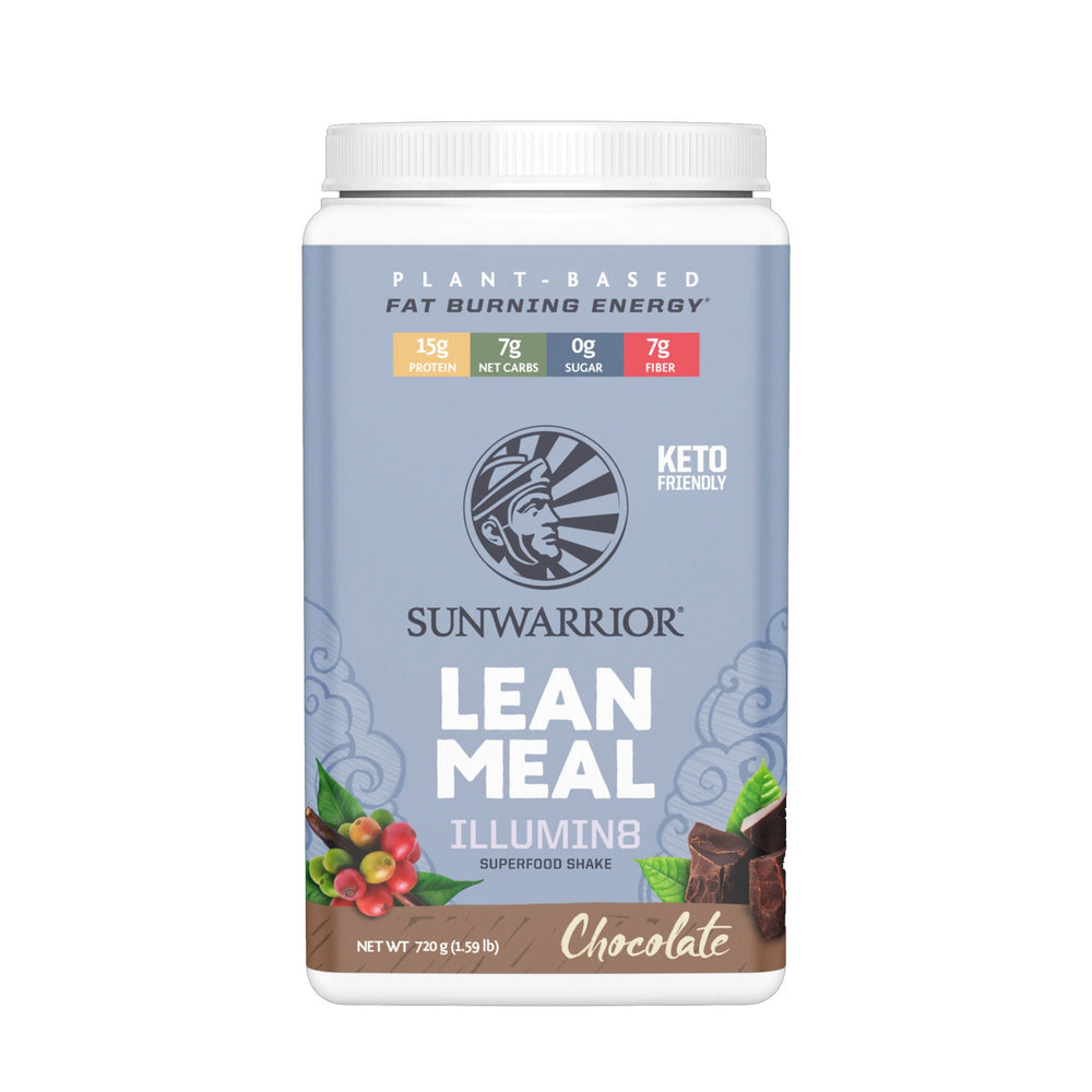 720G SUN WARRIOR Plant  Based Lean Meal Illumin8