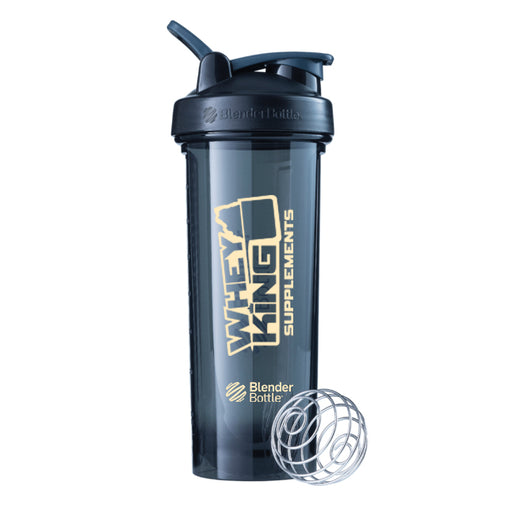 WHEYKING BLENDER BOTTLE PRO32 STEALTH BLACK
