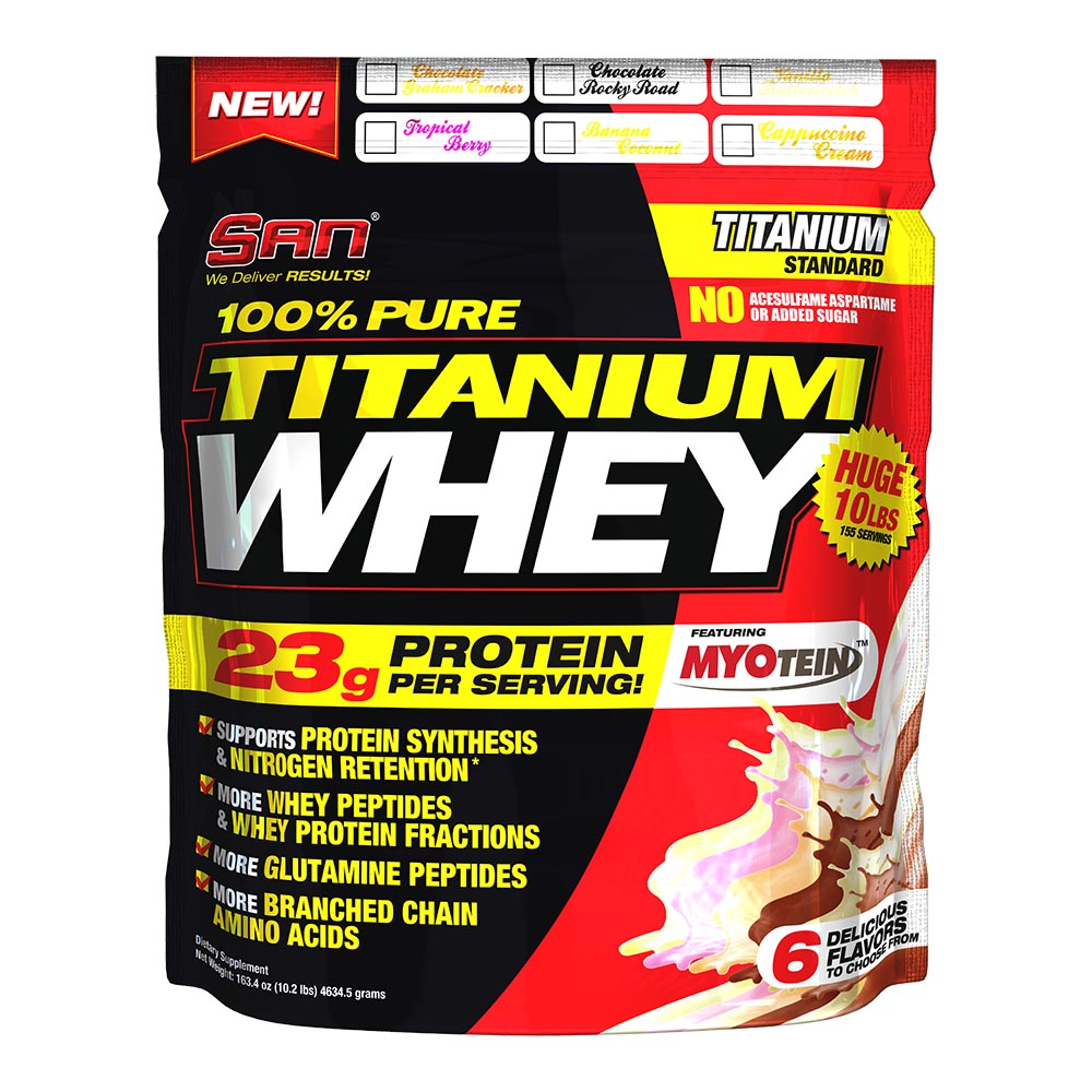 Shop 10LBS SAN TITANIUM WHEY Online | Whey King Supplements Philippines | Where To Buy 10LBS SAN TITANIUM WHEY Online Philippines