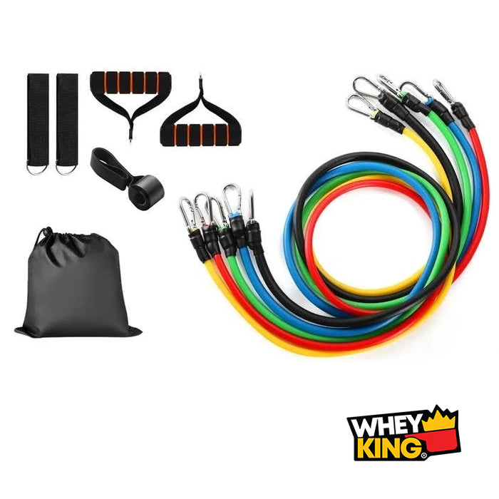 Shop WHEY KING TUBE BAND SET Online | Whey King Supplements Philippines | Where To Buy WHEY KING TUBE BAND SET Online Philippines
